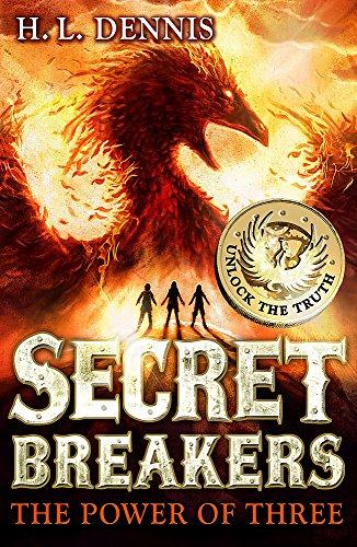 The Power Of Three 1 (Secret Breakers)