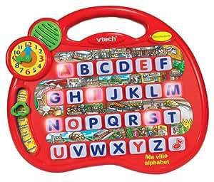 Vtech - Jouet 1er âge- Jouets Électroniques - Ma Ville Alphabet