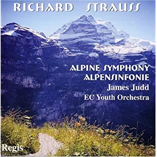 Richard Strauss Alpine Symphony