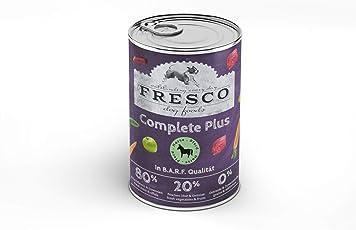 Fresco Dog Complete Plus Pferd (haltbares B.A.R.F.) - Getreidefrei 400g