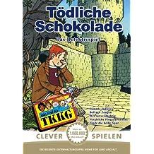 TKKG - Tödliche Schokolade