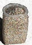 Konfetti in Säcken von 10 kg deluxe wird diese Koriander mit nativem Papier von guter Qualität erstellt, mit variablen Bildinhalt