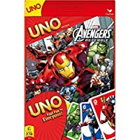 Marvel Avengers Uno in Tin