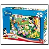 Disney Mickey Mouse Clubhouse Childrens 100 Piece At The Playground Jigsaw Puzzle