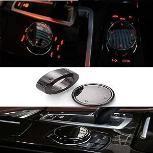Adoolla Auto Multimedia Knopf Abdeckung Für Bmw F10 F20 F30 Nur Für Nbt Controller Keramik Für Idrive Taste Auto