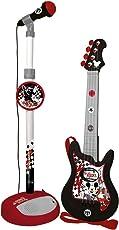 Reig 5363 Gitarre mit Mikrofon und Verstärker