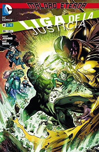 Liga De La Justicia Núm. 26