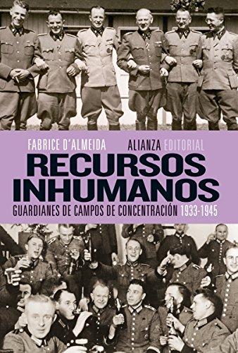 Recursos inhumanos (Alianza Ensayo) por Fabrice d'Almeida