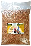 FERME DE BEAUMONT Muesli 10 litres 5 kg - pâtée d'élevage fortifiante poussins, volailles