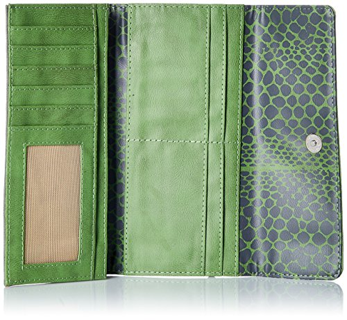 Baggit Women's Wallet (Green)