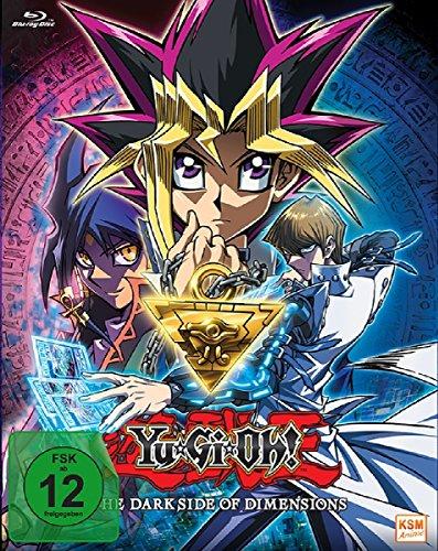 Yu-Gi-Oh! - The Darkside of Dimensions [Blu-ray]