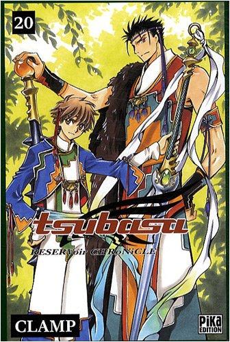 Tsubasa RESERVoir CHRoNiCLE Vol.20 par CLAMP
