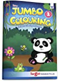 Blossom Jumbo Creative Colouring Book | 3 to 5 years old Children | Best Gift to Children for Painting, Coloring and…
