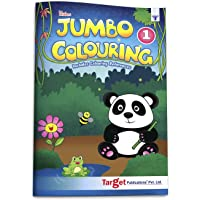 Blossom Jumbo Colouring Book for Kids 3 years to 5 years old | Drawing, Coloring and Art Book for Girls and Boys | A3…