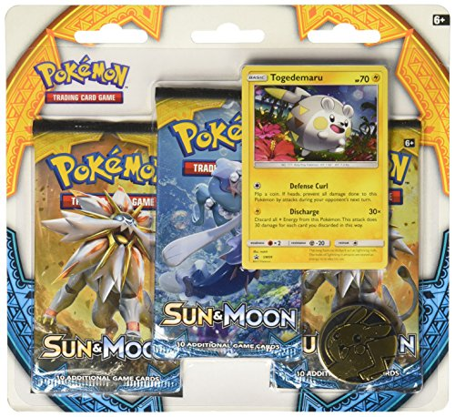 Booster Kit (Pokémon POC435 TCG 14603Sonne und Mond-Booster-Set)