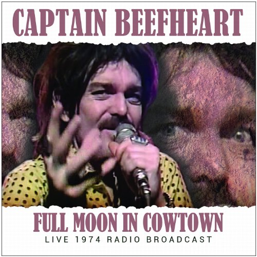 Full Moon in Cowtown (Live)