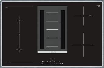 Bosch Pvs845f11e 80cm Induction Glass Ceramic Cooker Large Appliances