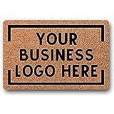 Alfombra Entrada,Logotipo De Empresa Felpudo Personalizado Felpudo De Bienvenida Personalizado Felpudo De Bienvenida Personalizado Felpudo De La Empresa Alfombrilla De Puerta Delantera Alfombrill