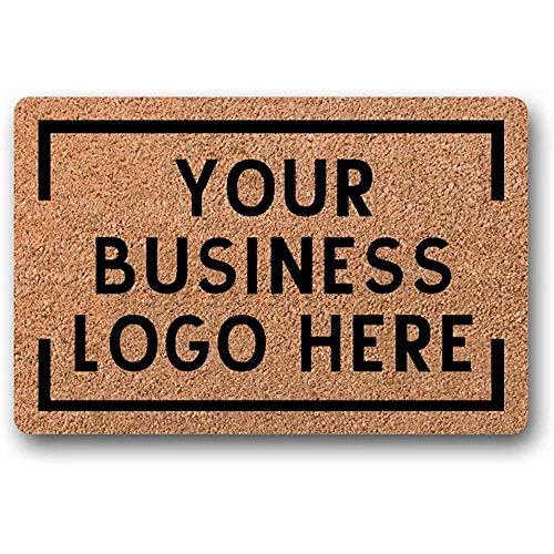 Alfombra Entrada,Logotipo De Empresa Felpudo Personalizado