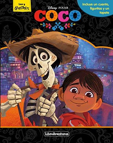 Coco. Libroaventuras: Incluye un cuento, figuritas y un tapete (Disney. Coco)