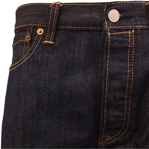 Levi's Herren Jeans 501 Original Straight Fit Marlon