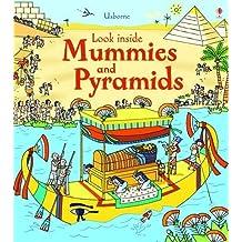 Look Inside Mummies & Pyramids by Rob Lloyd Jones (2014-06-01)