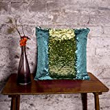 Best Throw Pillows - Casemantra Stylish Sequin Mermaid Throw Pillow Cover Review