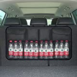 Car Boot Organiser/Trunk Organiser,JOYEUX BackSeat...