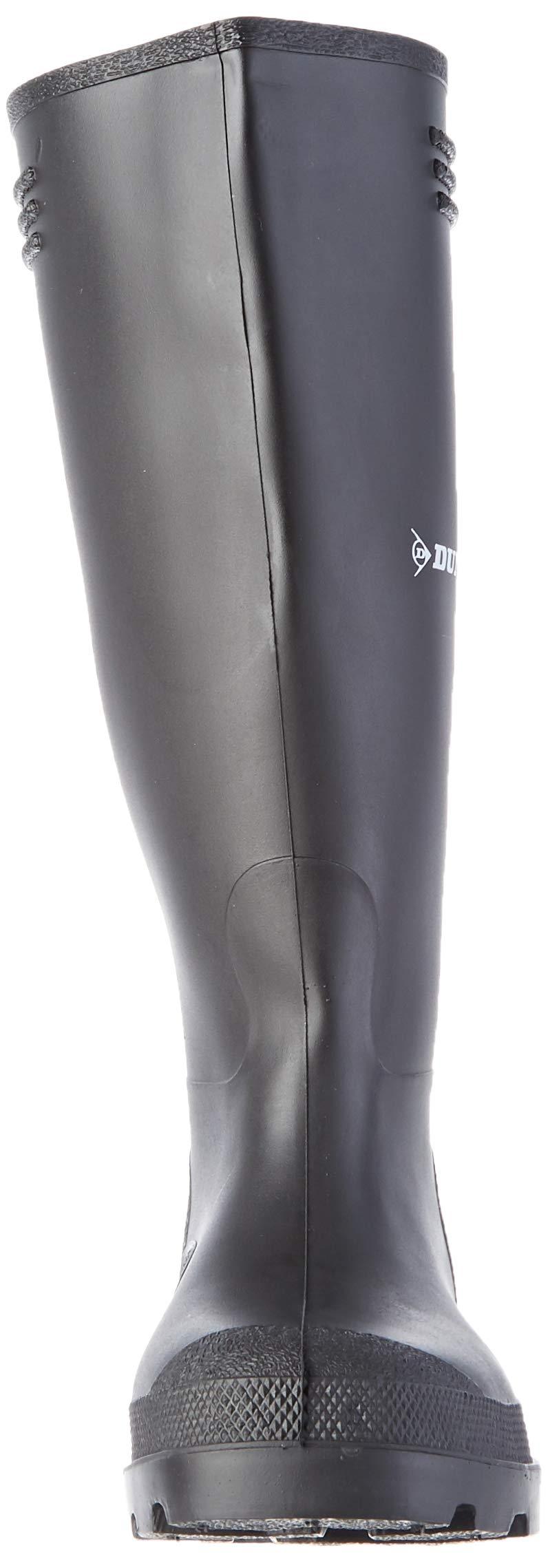 Dunlop Protective Footwear Pricemastor, Unisex Adults' Wellington Boots, Black, Size 7 UK (41 EU) 4