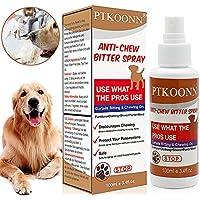 Anti Chew,Anti Chew Spray,Anti Chew Perro Spray - Detiene Destructiva para Morder-Spray Repelente para Perros y Gatos
