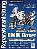 BMW Boxer  Vierventil-Enduros von 1994 bis 2012: R 850...