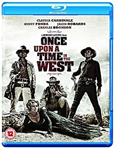 Once Upon A Time In The West [Edizione: Regno Unito] [Blu-ray] [Import anglais]
