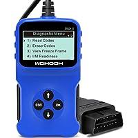 WOHOOH Obd2 Diagnosegerät, Vcds Auslesegerät Auto OBD II Carly Adapter,OBD Code Scanner für Allen Autos mit OBD2 / EOBD…
