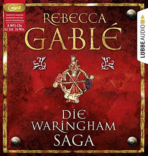 Die Waringham-Saga: Die ersten vier Bände der Waringham-Saga.