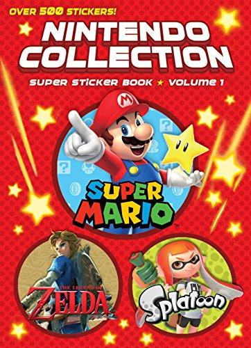 Nintendo Collection: Super Sticker Book: Volume 1 (Nintendo) por Random House