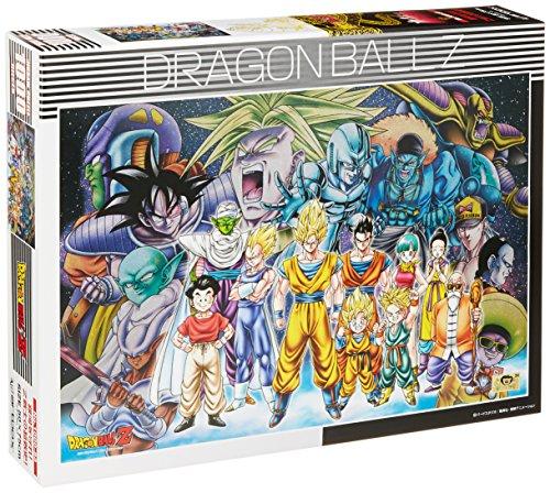 "[1000 pieces] DRAGON BALL Z ""Super Z Warriors"" Jigsaw Puzzle (50 x 75 cm) Japan (japan import)"