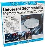 Streetwize Drehkissen SWSV2 aus Memory Foam, 4,5 cm