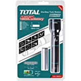TOTAL Linterna led 135/270 lumens Bat litioTCFL186501 item 5926