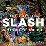 Slash: World on Fire (Audio CD)