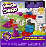 Kinetic Sand 6035825 Magic Moulding Tower