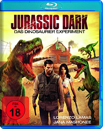 Jurassic Dark - Das Dinosaurier Experiment [Blu-ray]