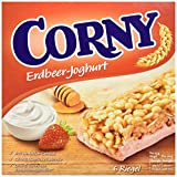 Corny Classic Erdbeer-Joghurt, Müsliriegel, 10er Pack (10 x 150g Schachtel)