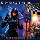 Anklicken zum Vergrößeren: SPECTRA*paris - Retromachine Betty (Audio CD)