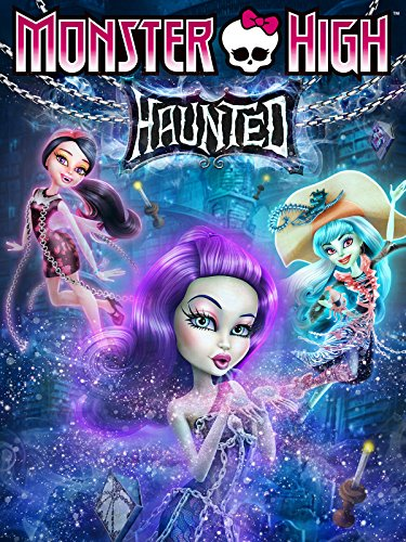 Image of Monster High: Haunted