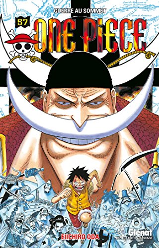 One Piece - Édition originale - Tome 57: Guerre au sommet par Eiichiro Oda