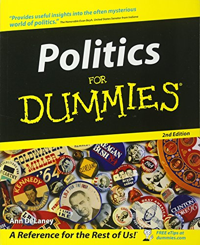 Politics For Dummies (For Dummies Series) Fuze-serie