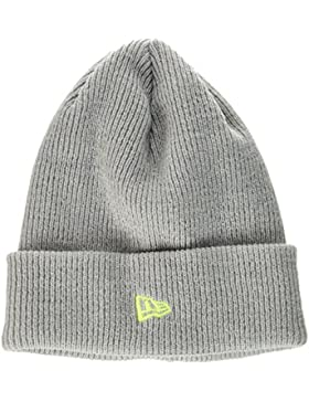 A NEW ERA Flag Pop Cuff gracyy Beanie, Grey, OSFA