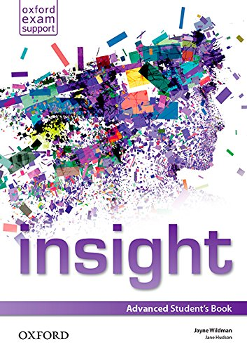 Insight advanced. Student book. Per le Scuole superiori