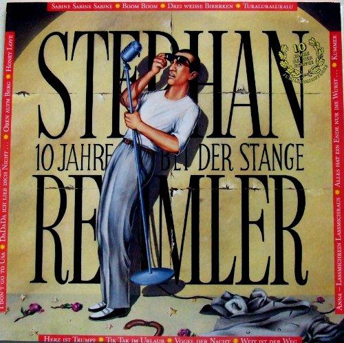 Preisvergleich Produktbild 10 Jahre bei der Stange (1990) [Vinyl LP]
