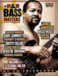 R&B Bass Masters: The Way They Play by Ed Friedland (2005-11-01)